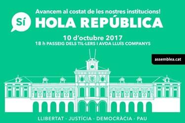 Concentració al Parlament de Catalunya