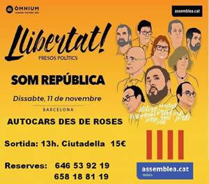 Roses per la Independència